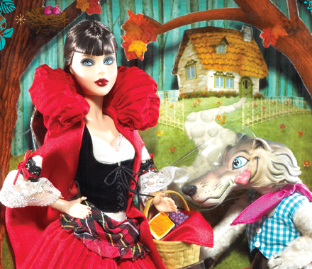 Barbie Collector Little Red Riding Hood