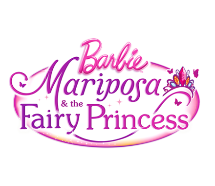 Barbie Mariposa Logo, Packaging and Keyart