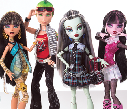 Monster High Brand