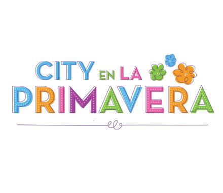City en la Primavera Logo